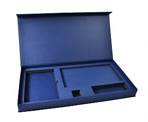 Кашированные коробки на заказ