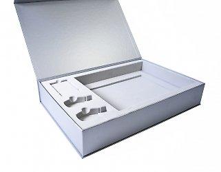 индивидуальная коробка с флокированным ложементом