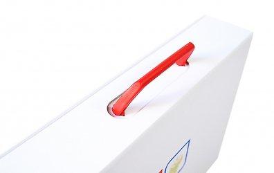 подарочная кашированная упаковка