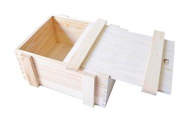 изготовление деревянных коробок на заказ