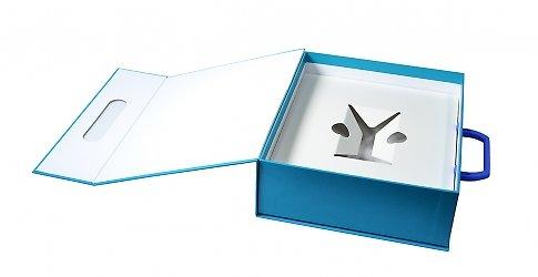 Кашированная упаковка для фирменной продукции