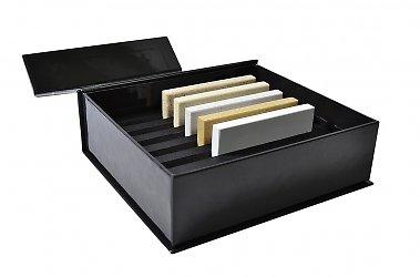 Индивидуальная упаковка с ложементом для образцов продукции