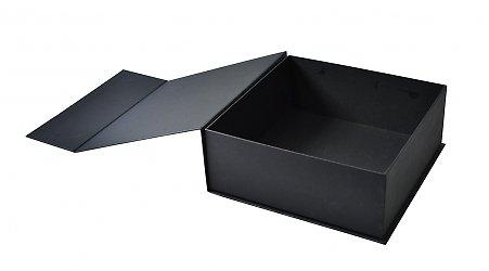 кашированная упаковка с клапаном на магнитах