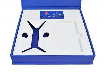Производство подарочных коробок с картонным ложементом
