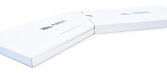 Картонная упаковка с полноцветной печатью