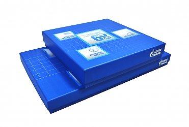 Коробки для сувениров с флокированным ложементом
