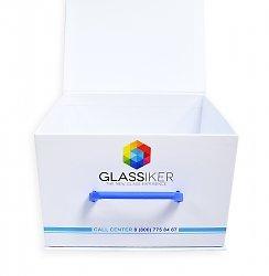 Фирменная коробка с брендированием