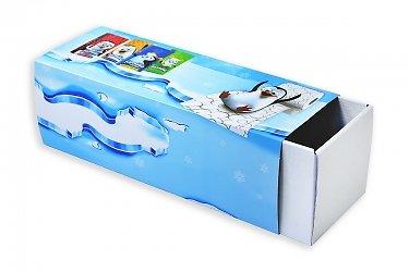 Коробка самосборная из МГК