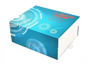 Эксклюзивная подарочная упаковка из картона