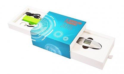 Индивидуальная коробка-пенал с картонным ложементом