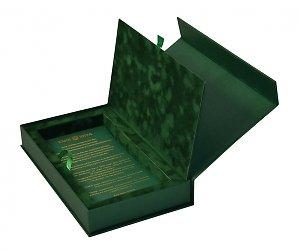 Люкс упаковка для банковских продуктов