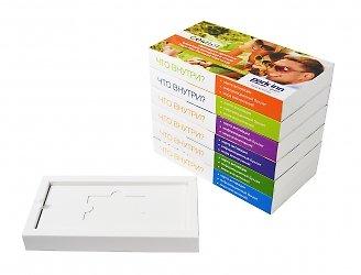 Производство упаковок для пластиковых карт