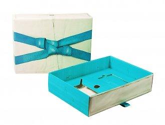 Подарочная коробка с ложементом под заказ