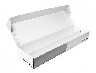 Коробка самосборная с перегородкой