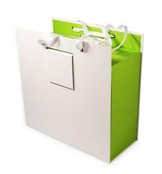 Кашированный чемодан из дизайнерского картона премиум класса