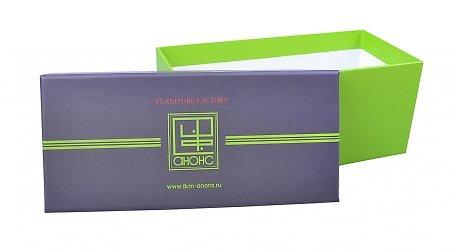 Кашированная упаковка для образцов продукции