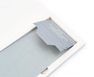 vip упаковка для банковских карт