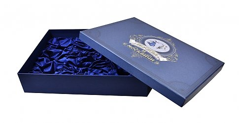 индивидуальные подарочные коробки на заказ