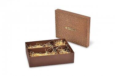 Упаковка для новогоднего подарочного набора