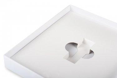 заказать коробку с ложементом для флэшки