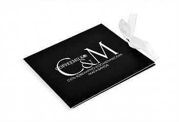 индивидуальная упаковка для пластиковых карт