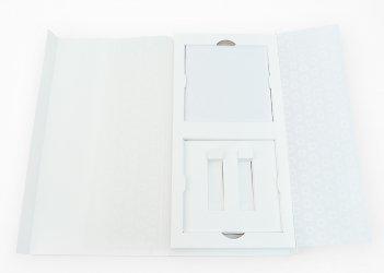 Упаковка для ПО. Упаковка для диска и двух флешек