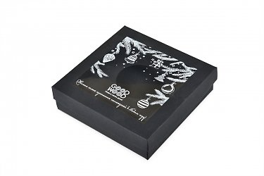 подарочная коробка упаковка