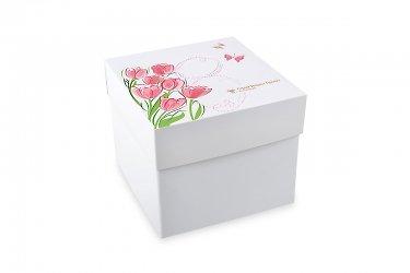 кашированная упаковка для сувениров