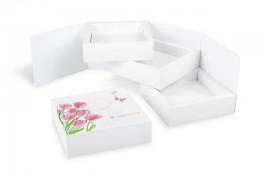 подарочная коробка-трансформер на заказ