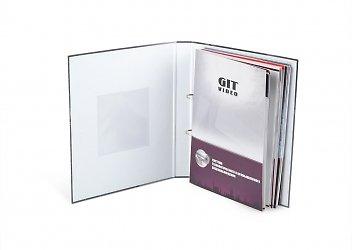папка для каталогов и образцов продукции