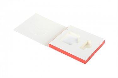 подарочная упаковка для флешки, диска и usb-ключа