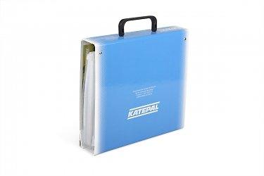 кашированный портфель для рекламной продукции