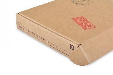 подарочная коробка упаковка для корпоративного мероприятия