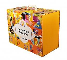 изготовление каталогов с образцами в чемодане