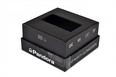 изготовление коробочки для часов с картонным ложементом