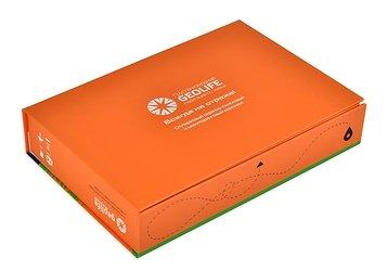 кашированная коробка - упаковка для по