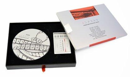 Коробка с флокированным ложементом