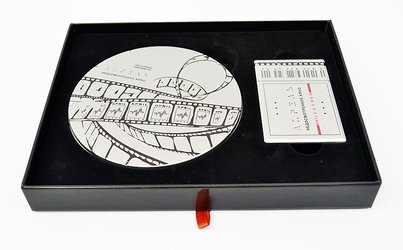 Упаковка с флокированным ложементом