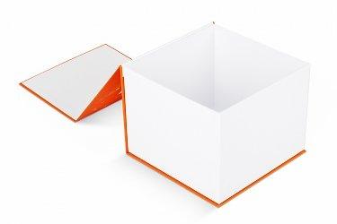 оригинальная коробка с откидной крышкой