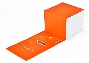 изготовление подарочной упаковки в фирменном стиле компании