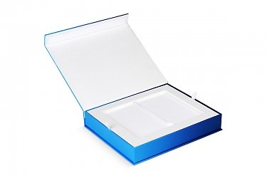 дизайн и изготовление подарочной коробки с ложементом