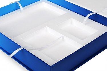 изготовление коробки внутри подарочные наборы