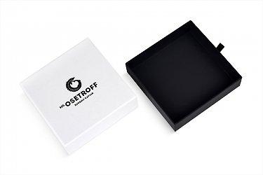 изготовление подарочной коробки большим тиражом с логотипом