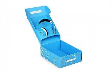 подарочная упаковка в формате коробки-самолет