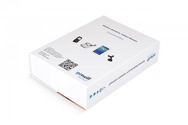 картонная упаковка на заказ с картонным ложементом