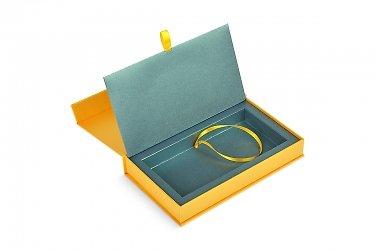 подарочная коробка для кредитной карты с лентами