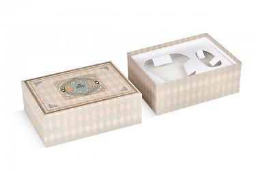изготовление коробок крышка-дно с картонным ложементом