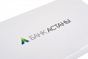подарочная коробка для кредитной карты логотипом