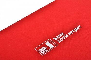 подарочная коробка для кредитной карты с логотипом банка