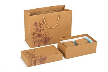 изготовление коробок подарочных для корпоративных праздников